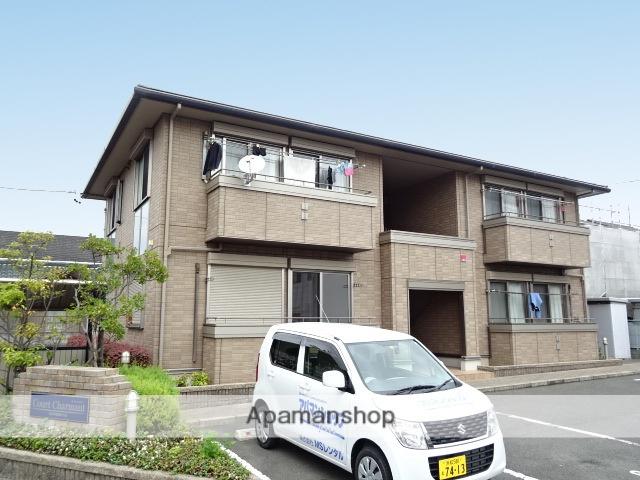 静岡県浜松市南区、天竜川駅徒歩18分の築10年 2階建の賃貸アパート