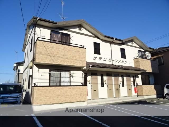 静岡県浜松市東区、浜松駅バス30分有玉中下車後徒歩6分の築7年 2階建の賃貸アパート