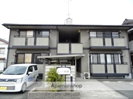 静岡県浜松市東区、天竜川駅徒歩14分の築19年 2階建の賃貸アパート