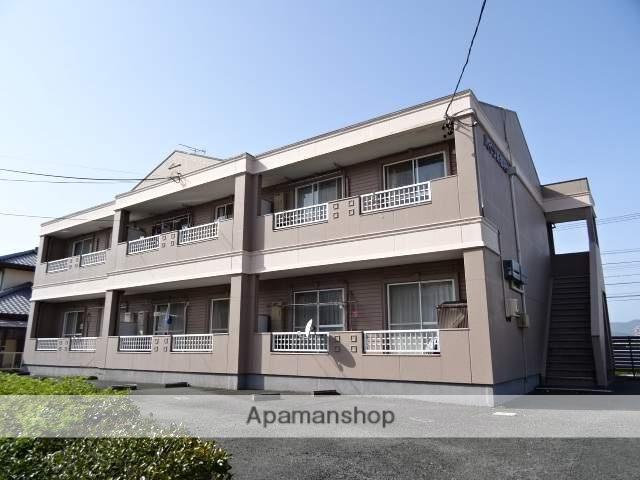 静岡県浜松市北区、フルーツパーク駅徒歩36分の築23年 2階建の賃貸アパート