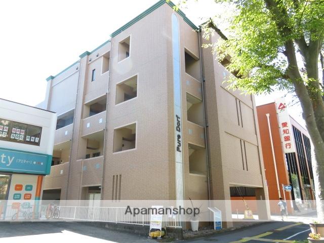静岡県浜松市中区、浜松駅徒歩9分の築13年 4階建の賃貸マンション