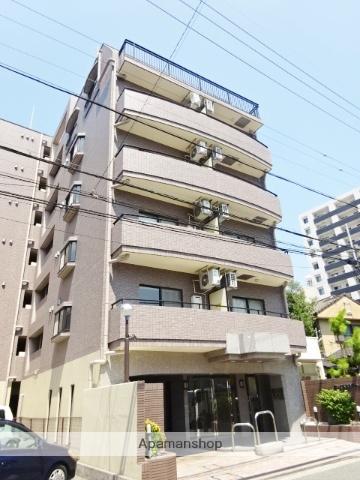 静岡県浜松市中区、浜松駅徒歩14分の築17年 7階建の賃貸マンション