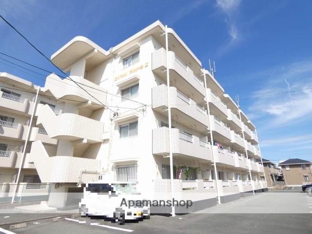 静岡県浜松市東区、天竜川駅徒歩16分の築20年 4階建の賃貸マンション