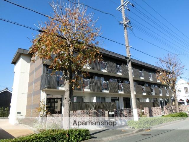 静岡県浜松市中区、浜松駅バス18分下屋敷下車後徒歩1分の築36年 3階建の賃貸マンション