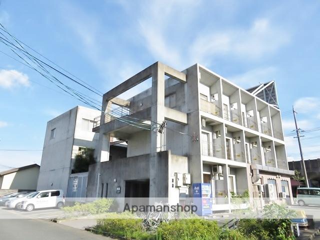 静岡県浜松市中区、浜松駅徒歩12分の築28年 3階建の賃貸マンション