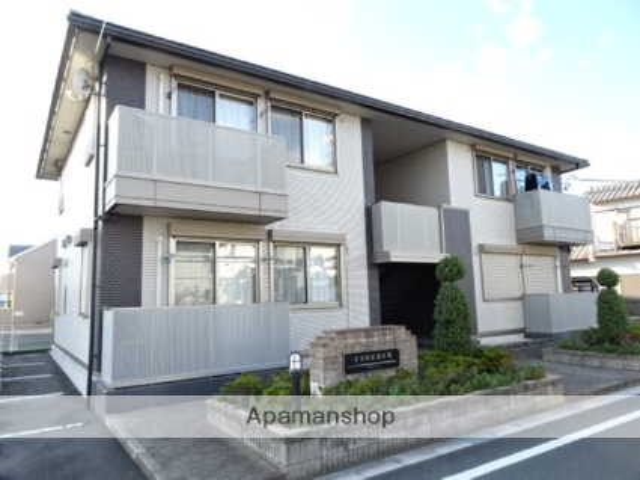 静岡県浜松市浜北区、美薗中央公園駅徒歩29分の築7年 2階建の賃貸マンション