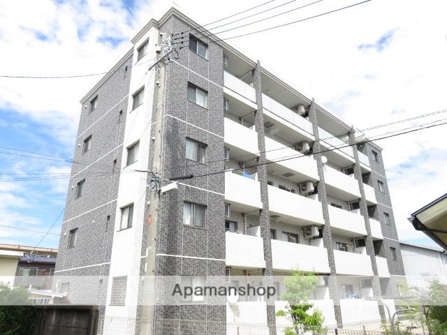 静岡県浜松市中区、浜松駅徒歩15分の築3年 5階建の賃貸マンション