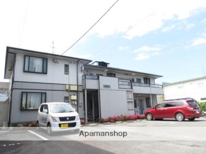 静岡県浜松市中区、浜松駅徒歩25分の築21年 2階建の賃貸アパート
