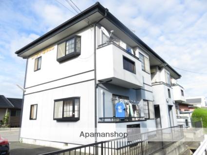 静岡県浜松市南区、天竜川駅徒歩27分の築17年 2階建の賃貸アパート