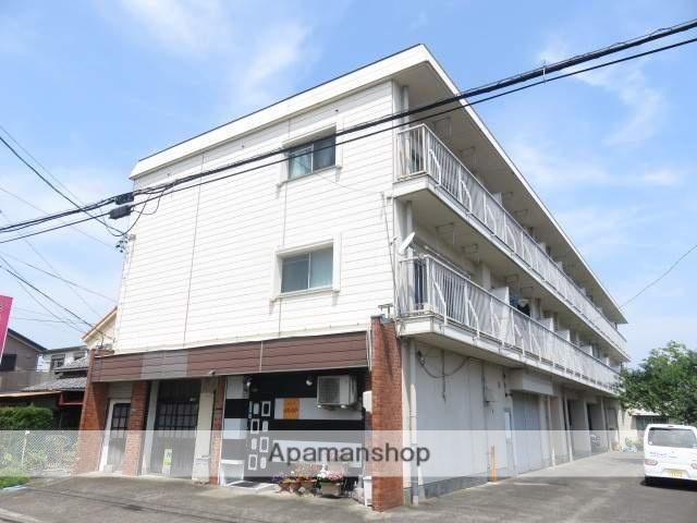 静岡県浜松市中区、浜松駅徒歩23分の築37年 3階建の賃貸マンション