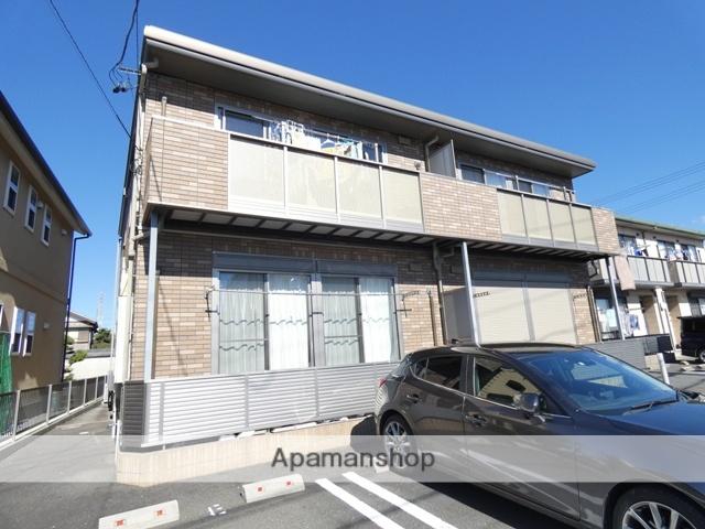 静岡県浜松市東区、天竜川駅徒歩18分の築6年 2階建の賃貸アパート