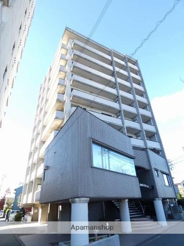 静岡県浜松市中区、浜松駅徒歩12分の築27年 10階建の賃貸マンション