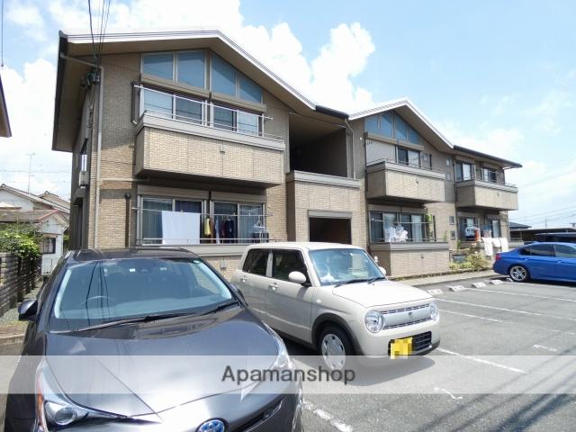 静岡県浜松市南区、天竜川駅徒歩13分の築9年 2階建の賃貸アパート