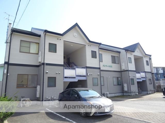 静岡県浜松市浜北区、遠州西ヶ崎駅徒歩21分の築17年 2階建の賃貸アパート