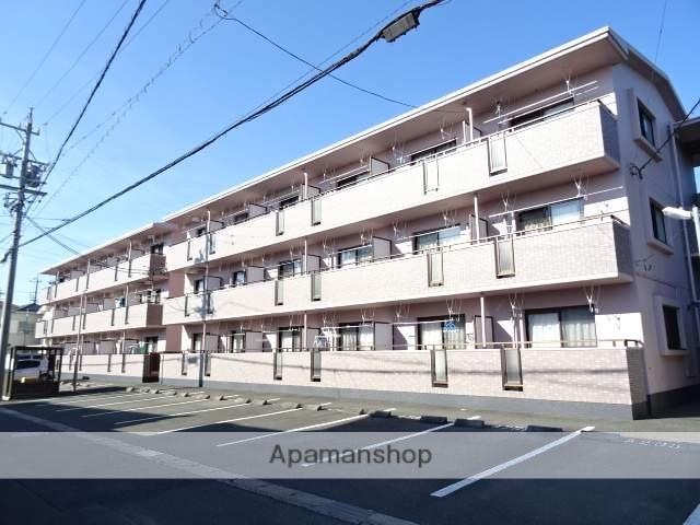 静岡県浜松市南区、天竜川駅徒歩10分の築14年 3階建の賃貸マンション