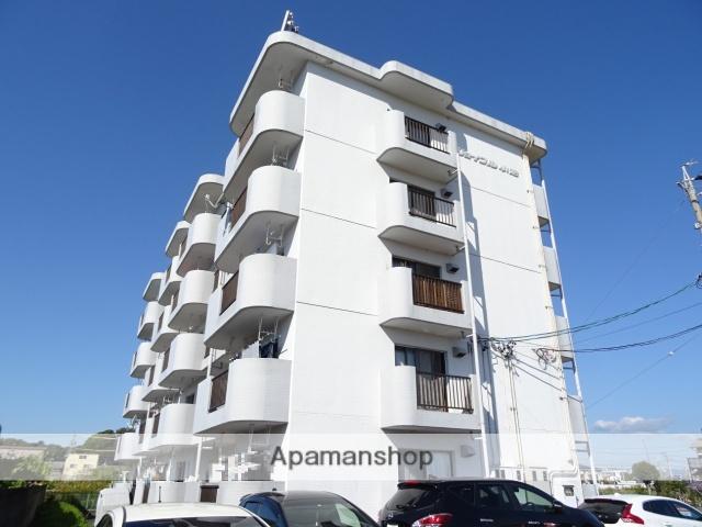 静岡県浜松市東区、上島駅徒歩21分の築25年 5階建の賃貸マンション