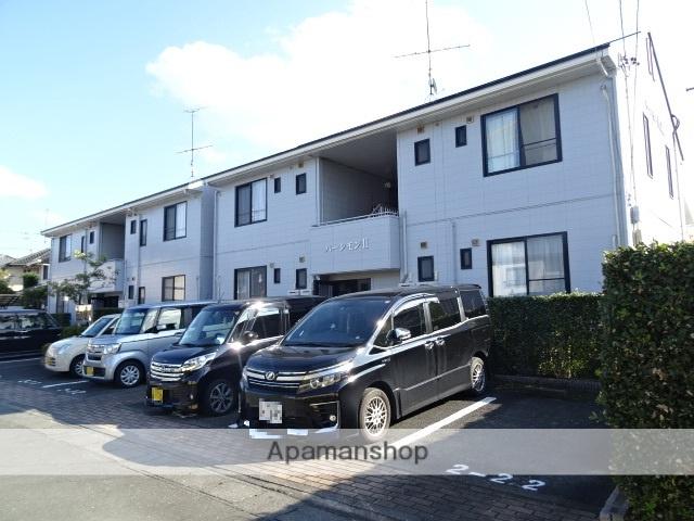 静岡県浜松市東区、遠州小松駅徒歩32分の築25年 2階建の賃貸アパート