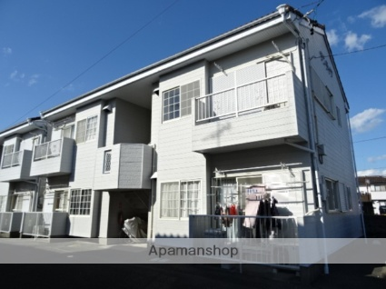 静岡県浜松市東区、天竜川駅徒歩29分の築31年 2階建の賃貸アパート