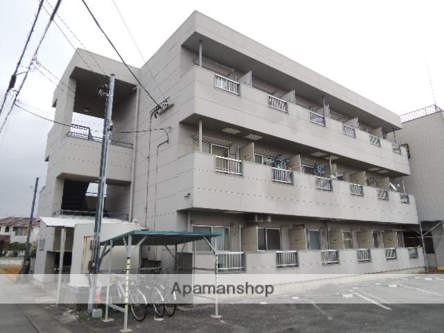 静岡県浜松市西区、浜松駅遠鉄バスバス25分西山下車後徒歩3分の築22年 3階建の賃貸マンション