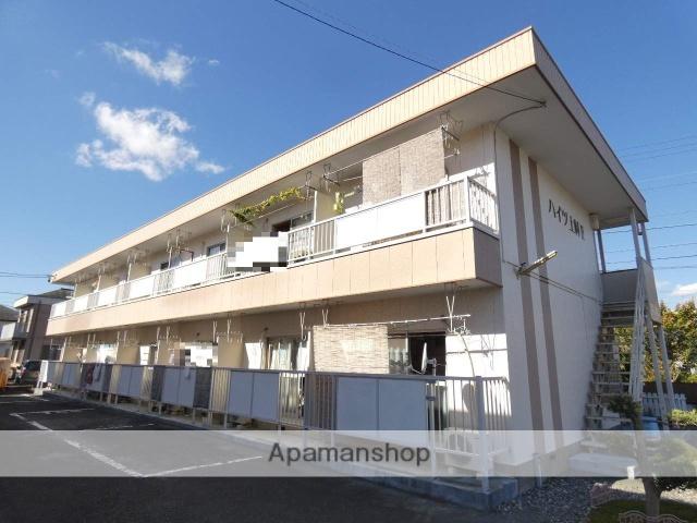 静岡県浜松市東区、天竜川駅徒歩23分の築32年 2階建の賃貸アパート