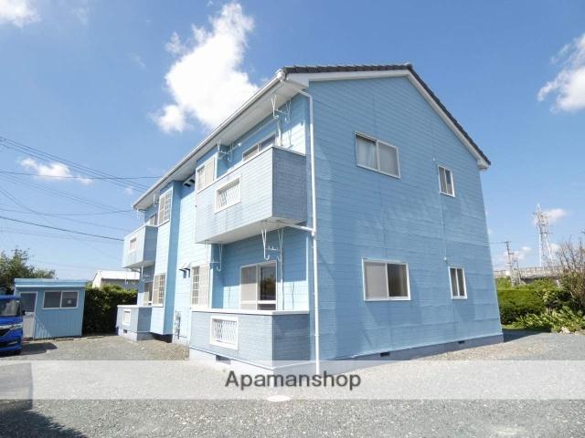 静岡県浜松市南区、天竜川駅徒歩23分の築24年 2階建の賃貸アパート