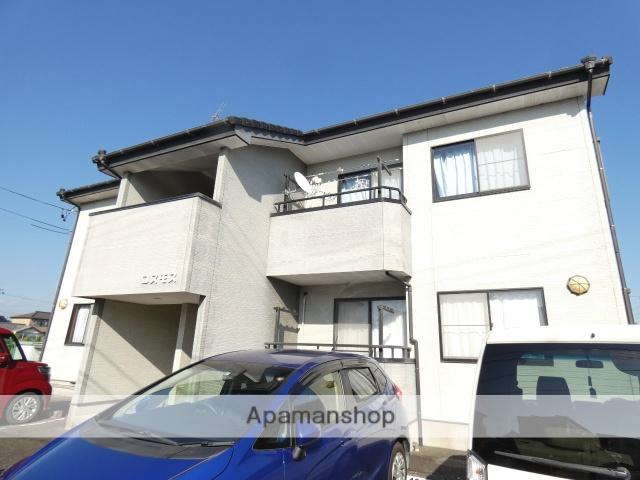 静岡県浜松市浜北区、岩水寺駅徒歩18分の築15年 2階建の賃貸アパート