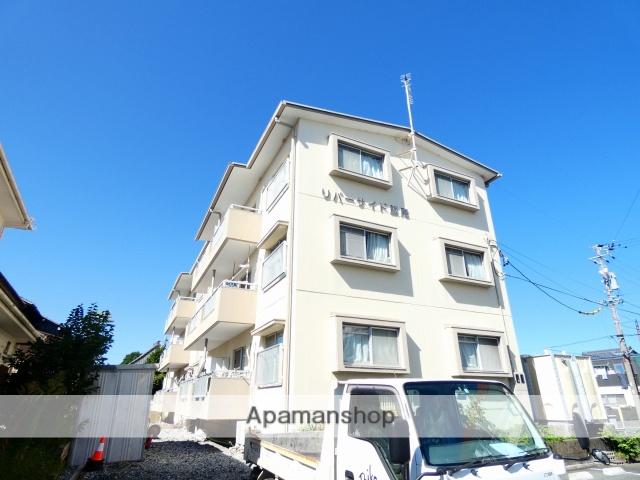 静岡県浜松市南区、浜松駅徒歩18分の築28年 3階建の賃貸マンション