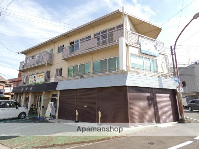 静岡県浜松市浜北区、遠州小松駅徒歩16分の築37年 3階建の賃貸マンション