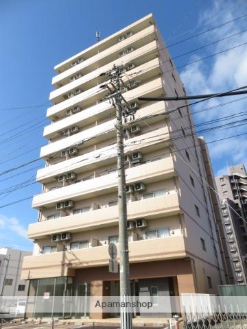 静岡県浜松市中区、浜松駅徒歩8分の築9年 10階建の賃貸マンション