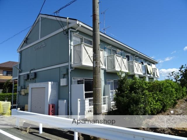 静岡県浜松市北区、浜松駅バス40分豊岡下車後徒歩6分の築22年 2階建の賃貸アパート