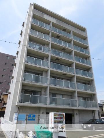 静岡県浜松市中区、浜松駅徒歩15分の築9年 8階建の賃貸マンション