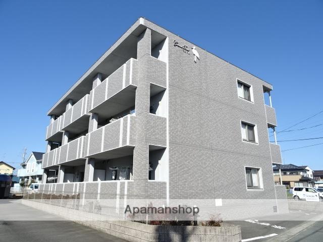 静岡県浜松市東区、浜松駅遠鉄バスバス30分小池東下車後徒歩2分の築10年 3階建の賃貸マンション