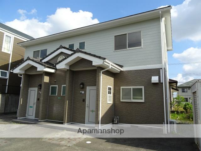 静岡県浜松市北区、フルーツパーク駅徒歩36分の築18年 2階建の賃貸アパート