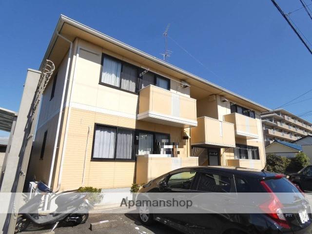 静岡県浜松市東区、さぎの宮駅徒歩3分の築18年 2階建の賃貸アパート