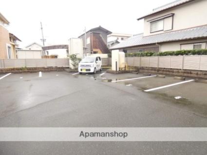 静岡県浜松市浜北区中条[1K/30.16m2]の駐車場