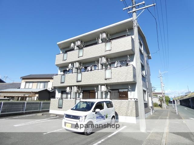 静岡県浜松市南区、天竜川駅徒歩8分の築8年 3階建の賃貸マンション