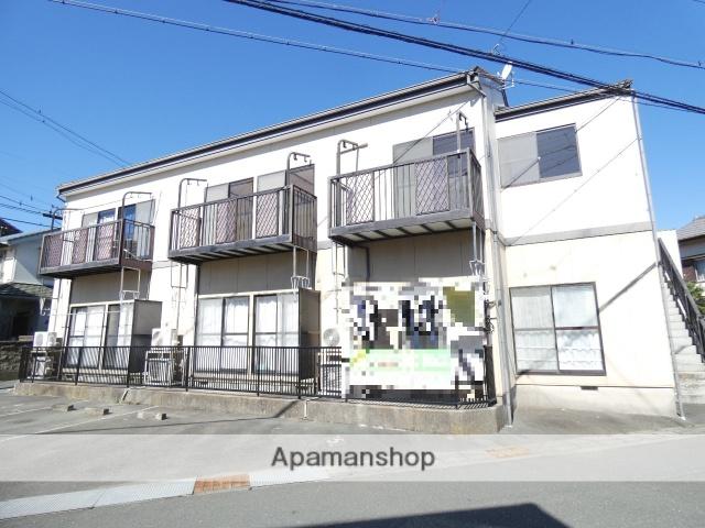 静岡県浜松市東区、天竜川駅徒歩25分の築23年 2階建の賃貸アパート