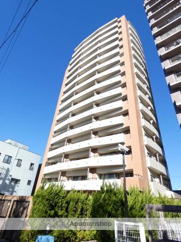 静岡県浜松市中区、浜松駅徒歩9分の築12年 15階建の賃貸マンション