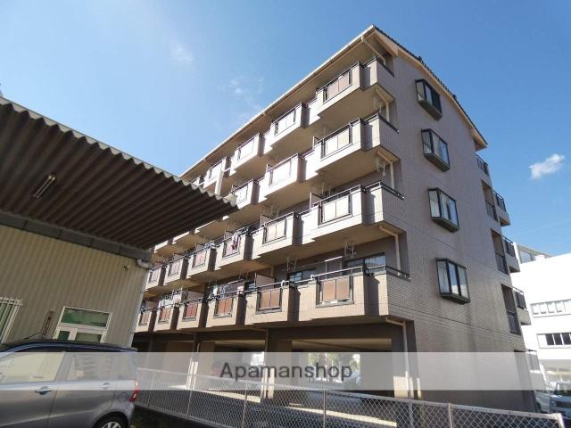 静岡県浜松市東区、天竜川駅徒歩29分の築21年 5階建の賃貸マンション