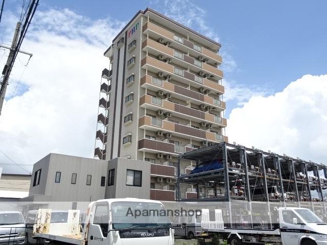 静岡県浜松市東区、天竜川駅徒歩10分の築4年 10階建の賃貸マンション