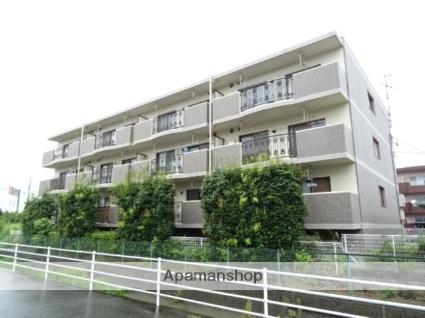 静岡県浜松市東区、浜松駅バス20分小池町下車後徒歩6分の築20年 3階建の賃貸マンション