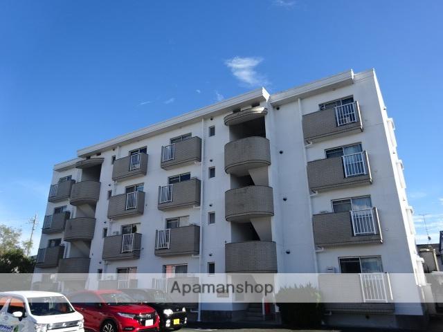 静岡県浜松市南区、天竜川駅徒歩25分の築18年 4階建の賃貸マンション