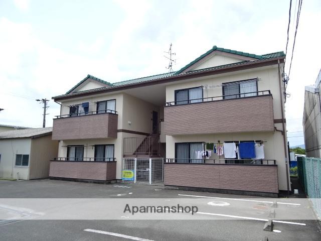 静岡県浜松市北区、浜松駅遠鉄バスバス35分三方原墓園下車後徒歩10分の築16年 2階建の賃貸アパート