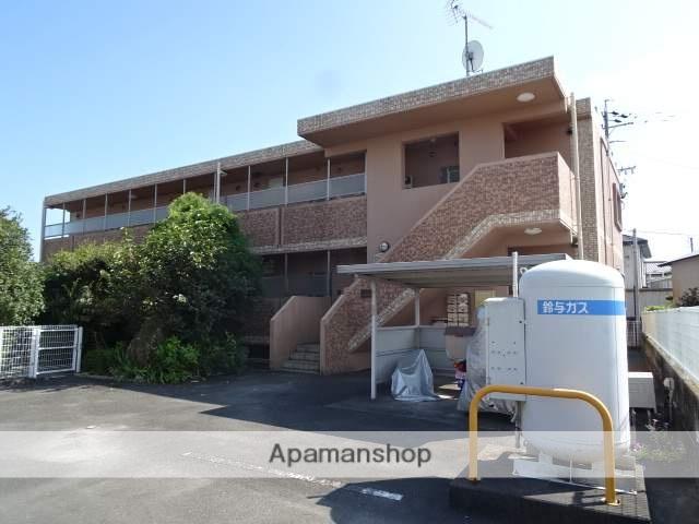 静岡県浜松市浜北区、浜北駅徒歩24分の築9年 2階建の賃貸マンション