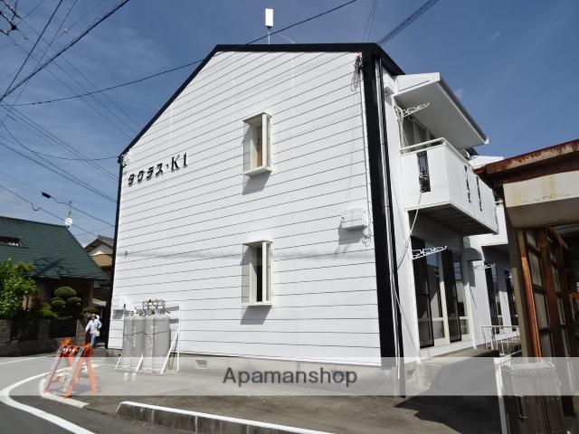 静岡県浜松市浜北区、岩水寺駅徒歩25分の築30年 2階建の賃貸アパート