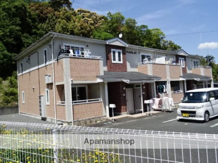 静岡県浜松市浜北区、岩水寺駅徒歩10分の築12年 2階建の賃貸アパート