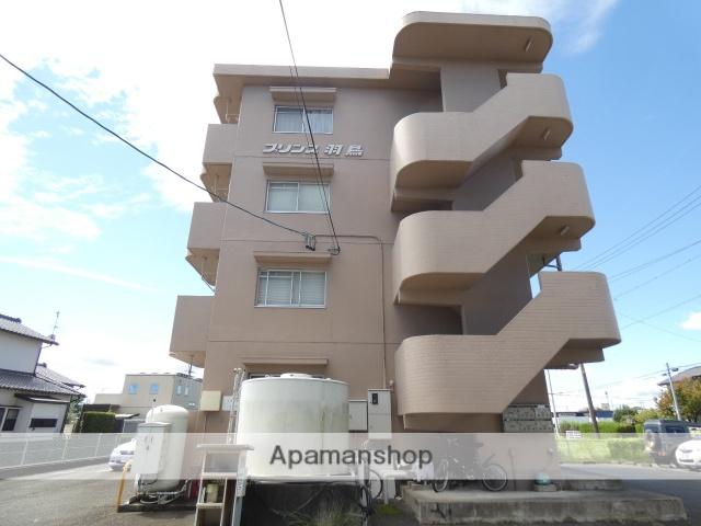静岡県浜松市東区、遠州小松駅徒歩35分の築26年 4階建の賃貸マンション