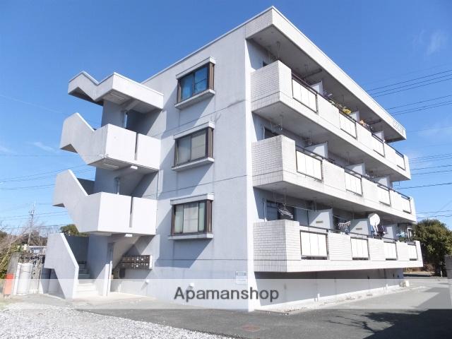 静岡県浜松市北区、金指駅徒歩34分の築30年 3階建の賃貸アパート