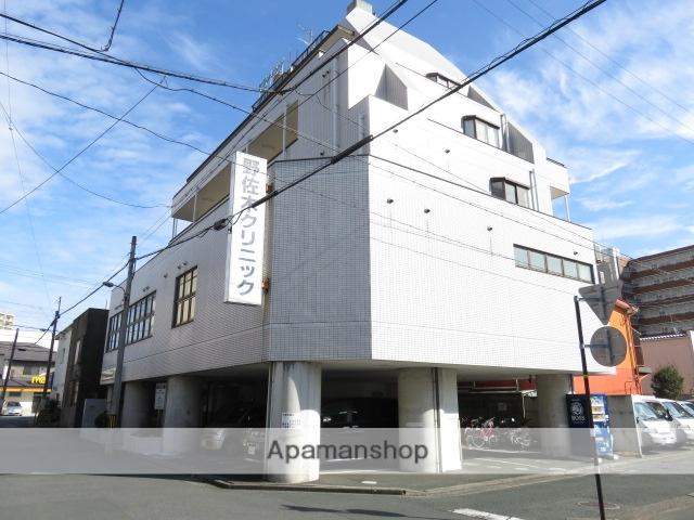 静岡県浜松市中区、浜松駅徒歩4分の築27年 6階建の賃貸マンション
