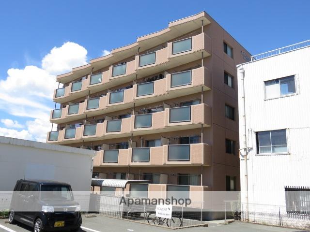 静岡県浜松市中区、浜松駅徒歩10分の築8年 5階建の賃貸マンション